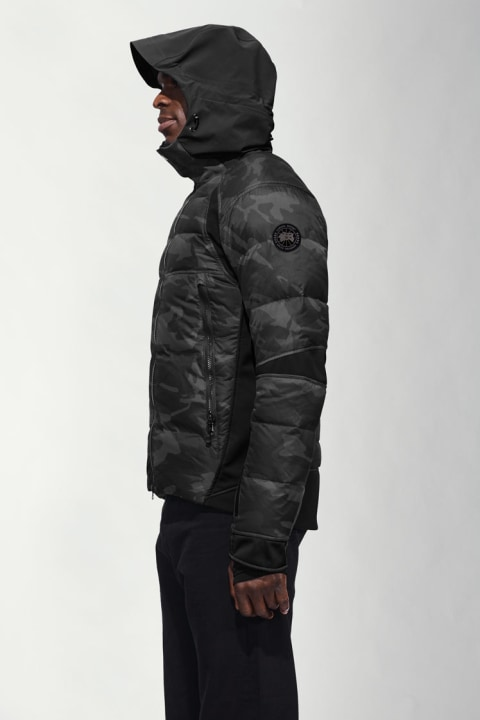 Men's HyBridge Sutton Parka Black Label | Canada Goose