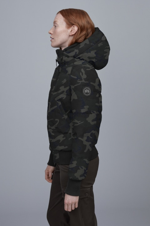 Women's Savona Bomber Black Label | Canada Goose