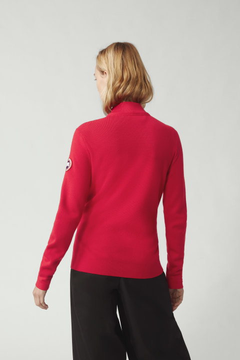 Women's WindBridge Full Zip Sweater | Canada Goose