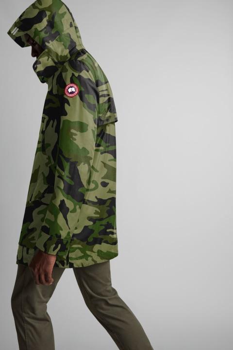 Trench Crew Imprimé pour hommes | Canada Goose