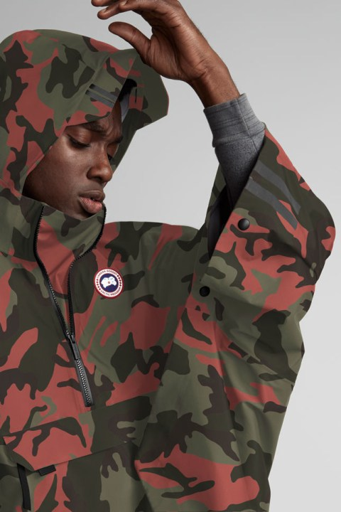 Field 斗篷 图案 | Canada Goose