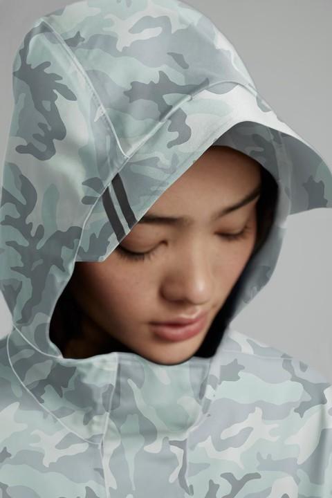 Giacca Salida Black Label stampata da donna | Canada Goose