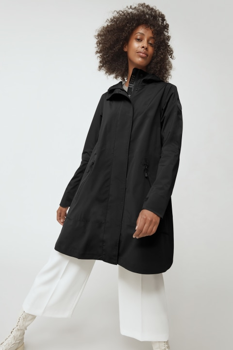 Women's Kitsilano Jacket Black Label | Canada Goose