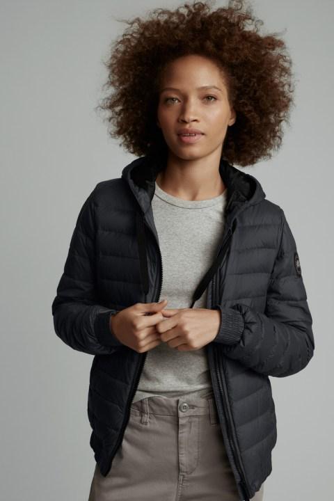 Women's Richmond Hoody Black Label | Canada Goose