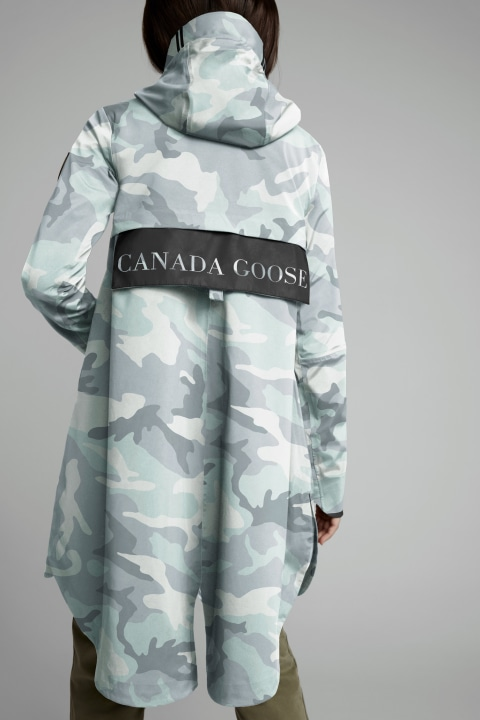 Women's Kitsilano Jacket Black Label Print | Canada Goose