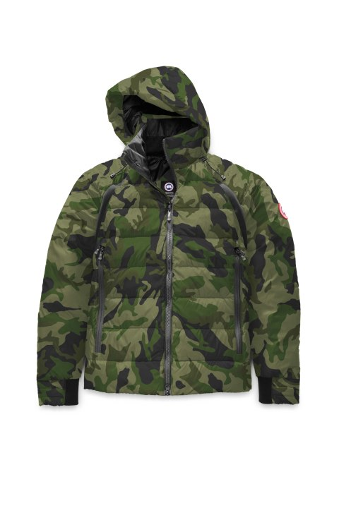 Men's HyBridge Base Jacket Print | Canada Goose