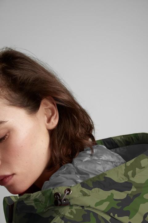 Blouson à capuche Dore Imprimé pour femmes | Canada Goose