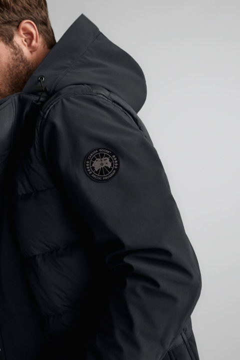 Men's Breton Coat Black Label | Canada Goose