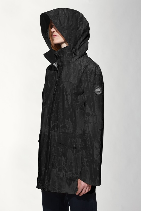 Women's Wolfville Jacket Black Label | Canada Goose