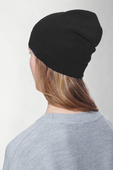 Bonnet Long Maille Gaufrée pour femmes | Canada Goose