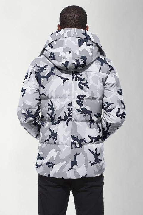 Herren Parka Macmillan | Black Label | Canada Goose