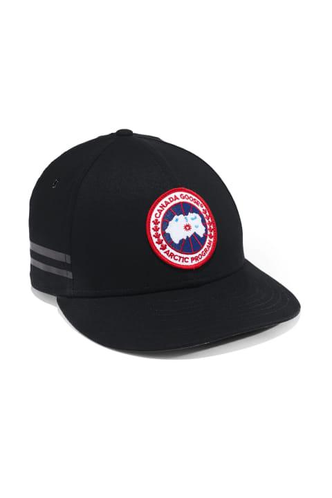 Casquette avec logo pour hommes | Canada Goose