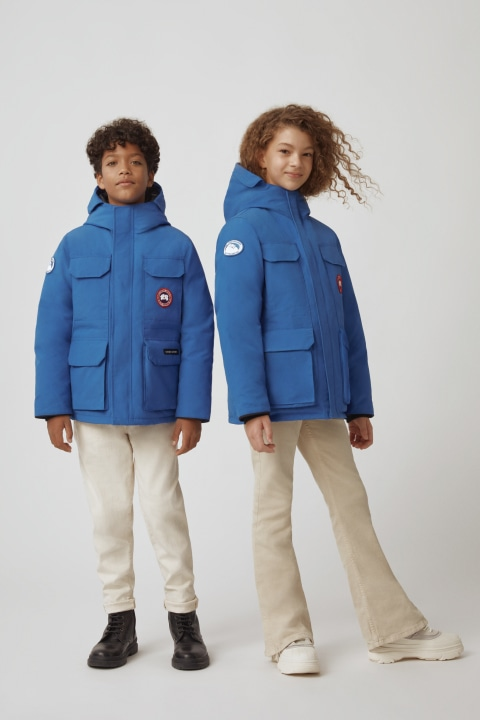 Kids' Youth PBI Expedition Parka | Canada Goose