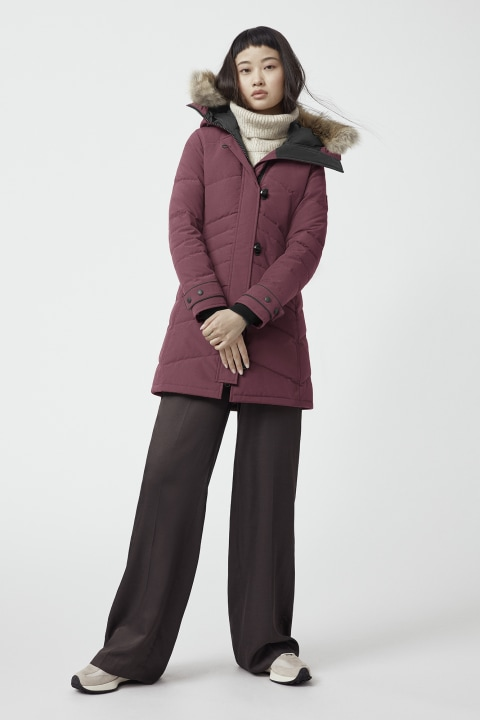 Fusion Fit 版 Lorette 派克大衣 | Canada Goose