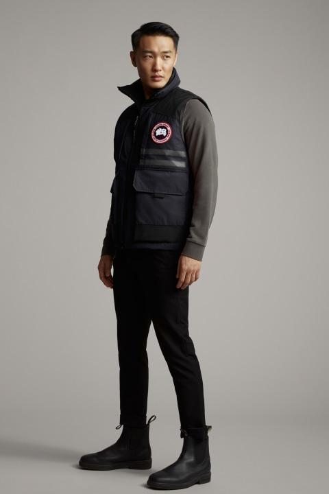 Men's Duncan Vest | Canada Goose