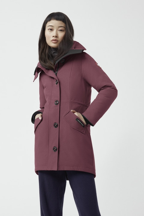 Rossclair Parka Fusion Fit   Canada Goose