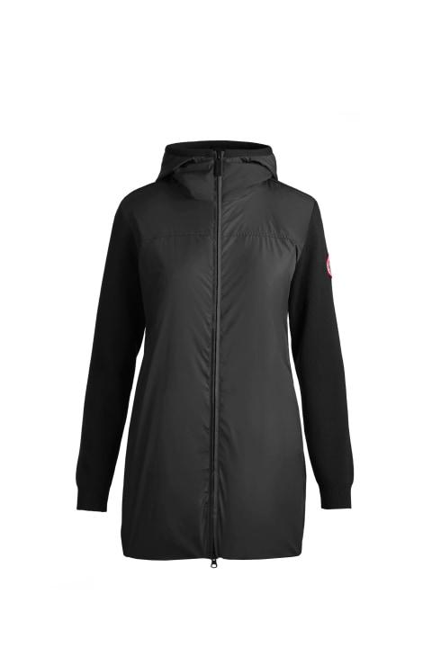 Veste à capuche WindBridge pour femmes | Canada Goose