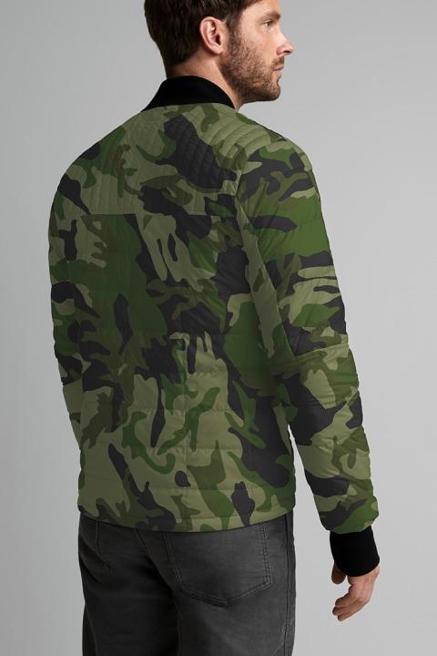 Men's Dunham Jacket Print | Canada Goose