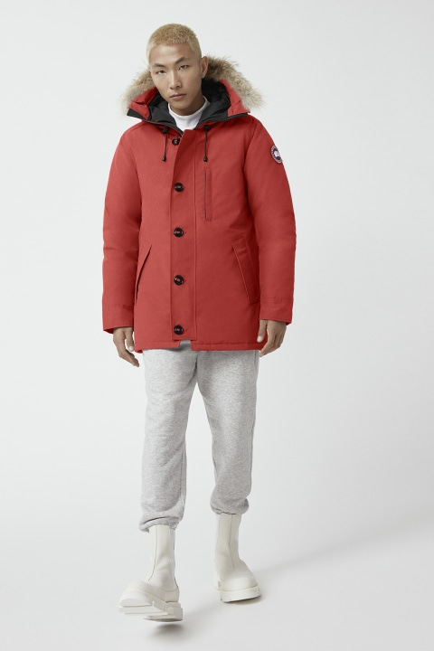 Fusion Fit 版 Chateau 派克大衣 | Canada Goose
