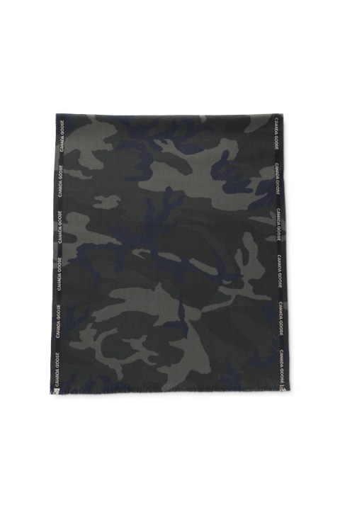 Imprimé écharpe tissée Selvedge pour hommes | Canada Goose