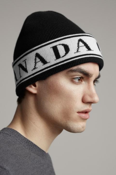 徽标托克帽 | Canada Goose