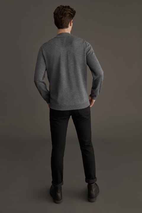 Men's HyBridge Knit Reversible Pullover   Canada Goose