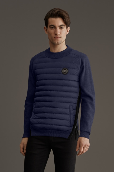 Men's HyBridge Knit Reversible Pullover | Canada Goose