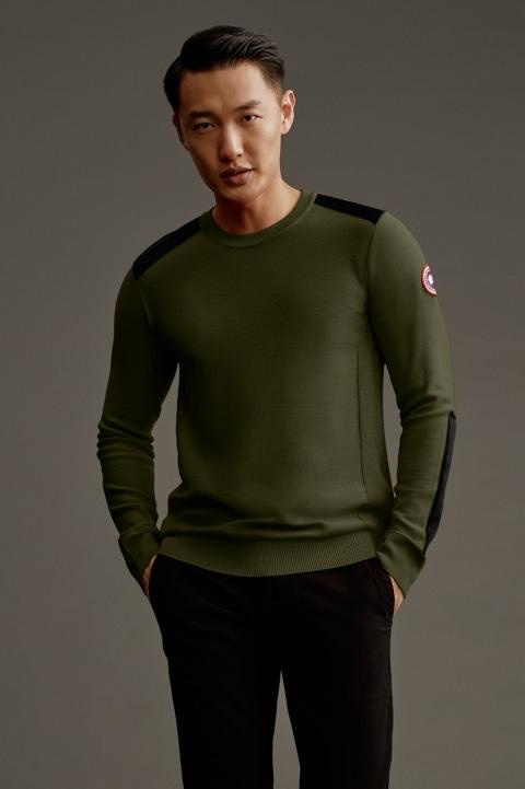 Men's Dartmouth Crew Neck Sweater | Canada Goose