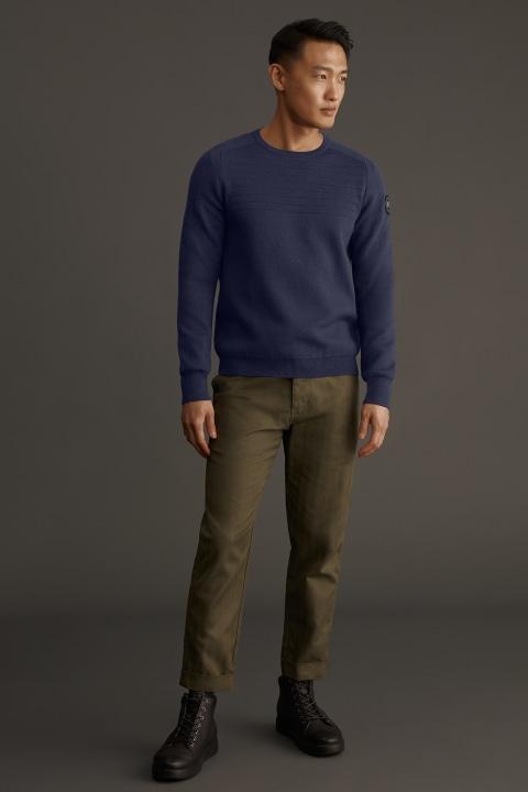 Men's Conway Crew Neck Sweater | Canada Goose