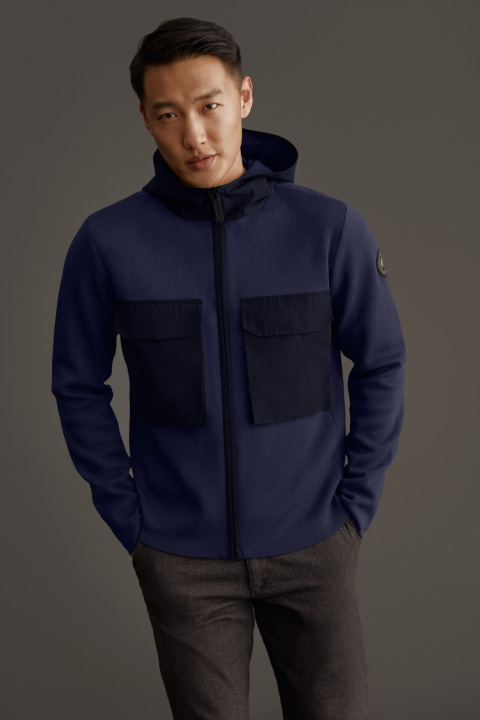 Men's Elgin Full Zip Sweater | Canada Goose