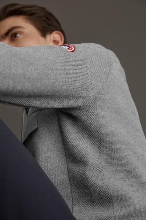 Men's HyBridge Knit Anorak | Canada Goose