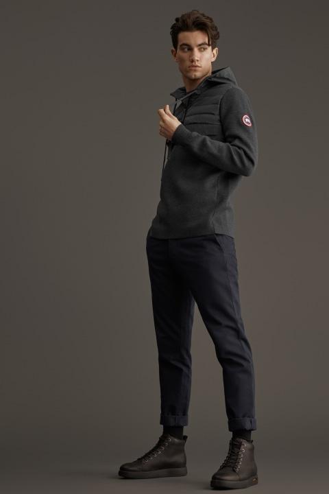 HyBridge 针织滑雪衫 | Canada Goose