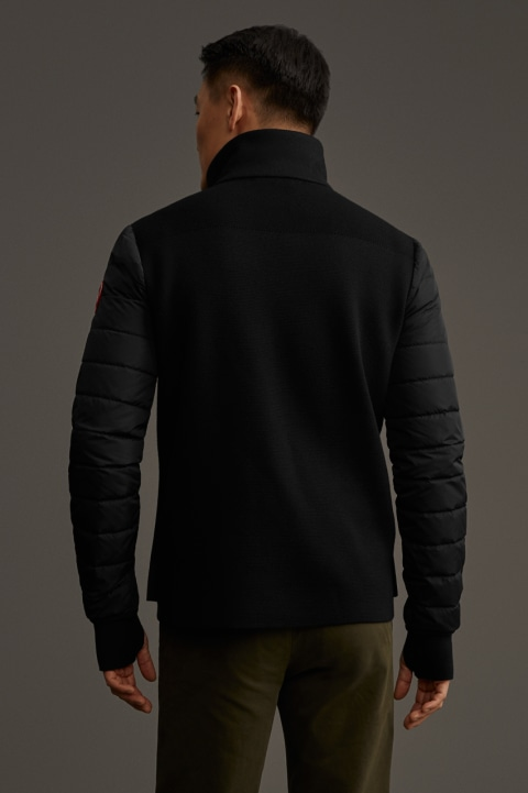 Men's Glenwood Knit Jacket | Canada Goose