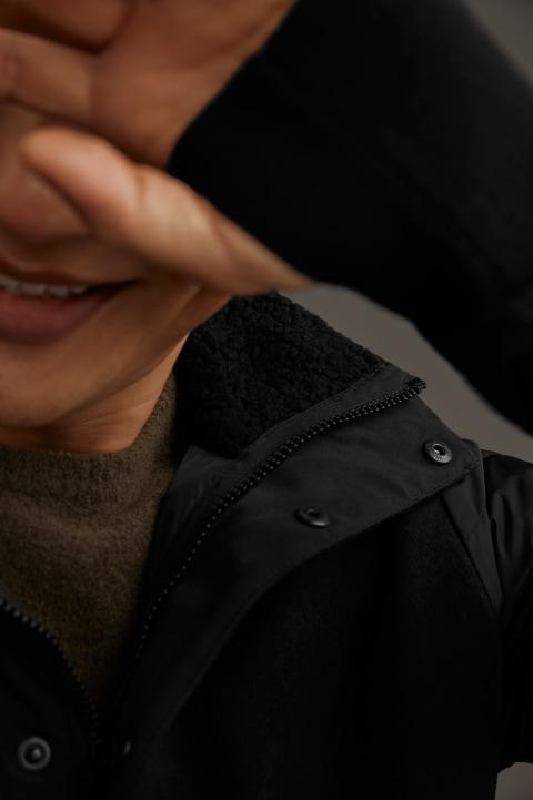 Giacca in maglia Glenwood da uomo | Canada Goose