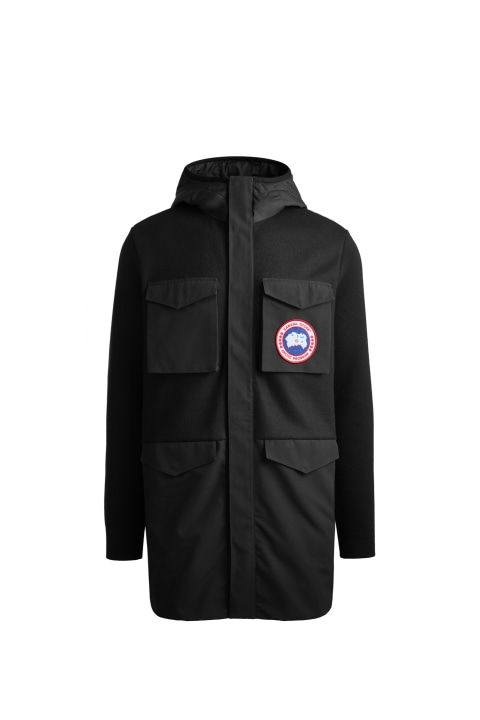 Men's Dunfield Knit Jacket | Canada Goose