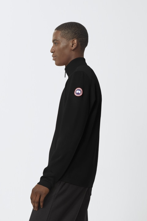 Maglione con zip ¼ Stormont da uomo | Canada Goose