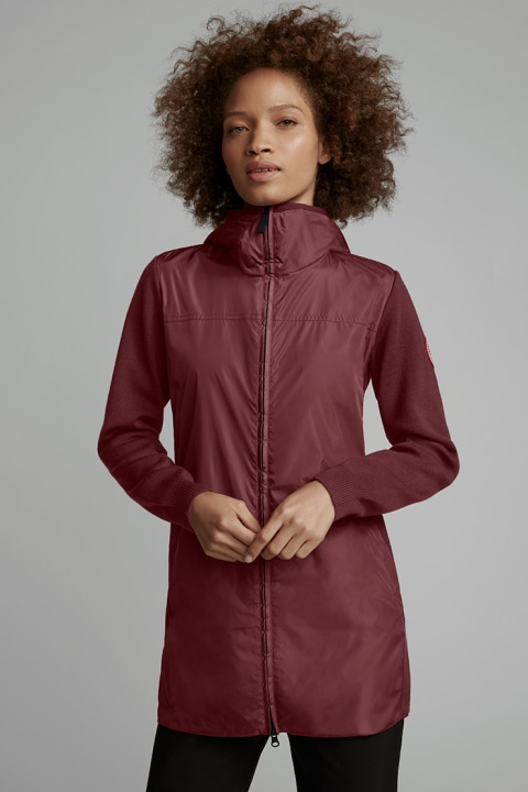Women's WindBridge Hooded Jacket | Canada Goose