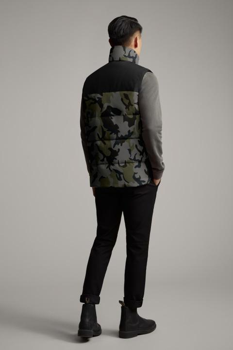 Men's Duncan Vest Print | Canada Goose