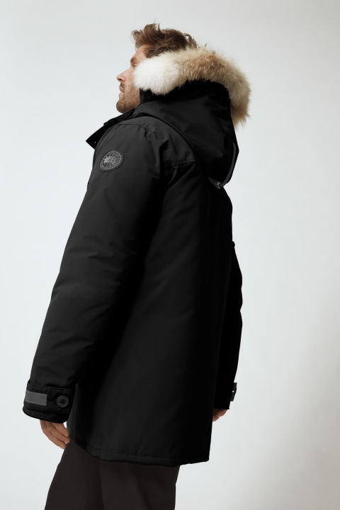 Parka Edgewood Black Label da uomo | Canada Goose