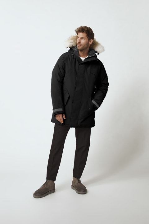 Men's Edgewood Parka Black Label | Canada Goose