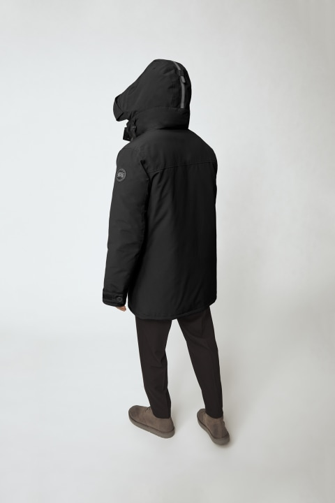 Edgewood 黑标派克大衣 | Canada Goose