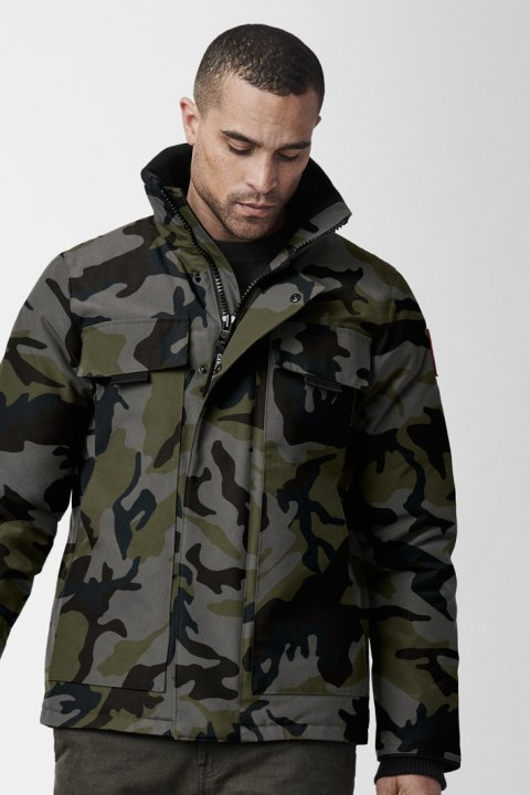 Men's Forester Jacket Print | Canada Goose
