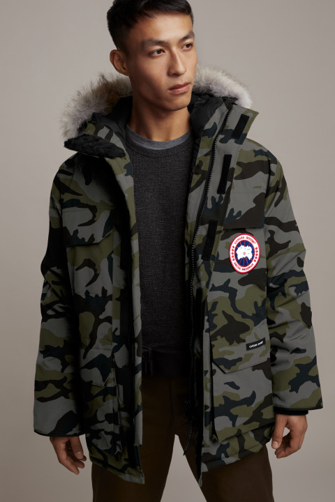 Parka Imprimé Expedition Coupe Fusion | Canada Goose