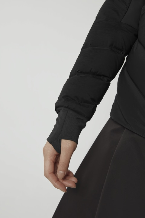 Women's HyBridge CW Bomber Black Label | Canada Goose