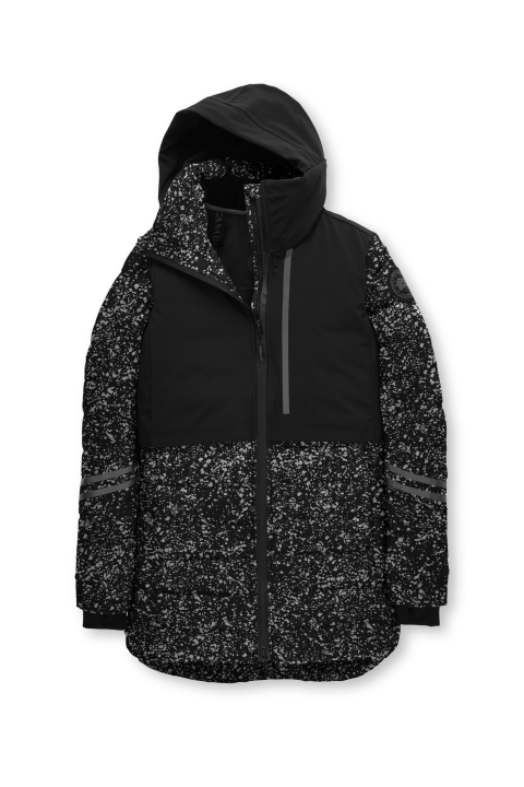 Women's HyBridge CW Element Jacket Black Label Reflective | Canada Goose