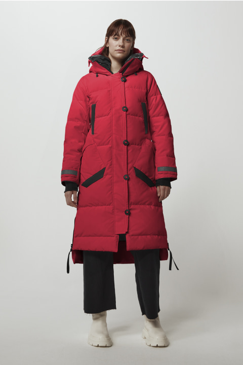 Women's Aldridge Parka Black Label | Canada Goose