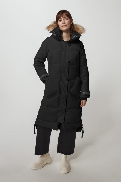 Women's Aldridge Parka Black Label | Canada Goose