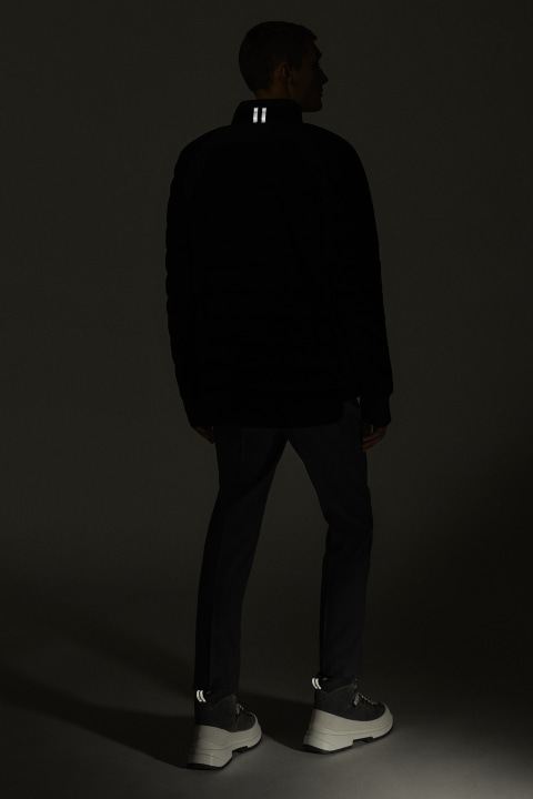 Men's HyBridge CW Bomber Black Label | Canada Goose