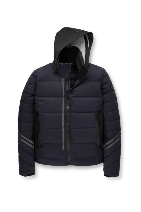 Men's HyBridge CW Jacket Black Label | Canada Goose