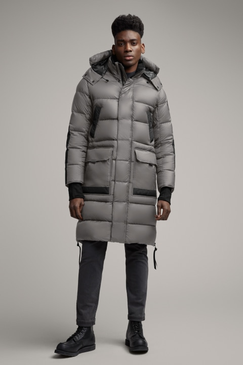 Men's Warwick Parka Black Label | Canada Goose